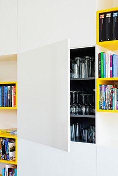 Kastenwand Grabijnhof, design by Atelier 010, photo by Caren Huygelen by re-Design, via Flickr