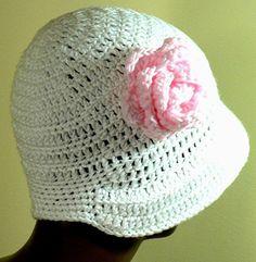Flapper Hat    free pattern