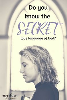Sometimes we feel like God is being too quiet. We want to hear from Him. We need a word from Him! But, He doesn't always do things like we do. Do you know the secret love language of God? Do you hear Him? Find out more about His secret love language in today's post.