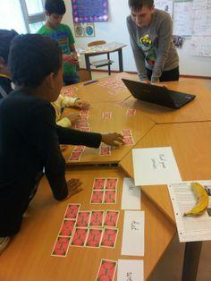 Overleg over woordgroepen