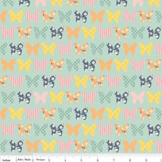 http://www.plushaddict.co.uk/riley-blake-a-beautiful-thing-butterfly-blue.html Riley Blake fabric A Beautiful Thing Butterfly Blue