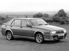 Alfa Romeo Alfa 75 Evo