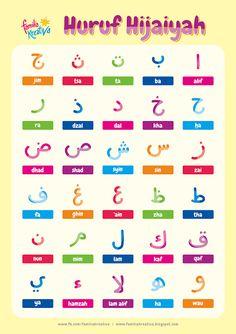 arabic alphabet for kids kiddo shelter arabic arabisches alphabet arabisches alphabet. Black Bedroom Furniture Sets. Home Design Ideas