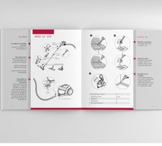 LG - Manual de Producto on Behance
