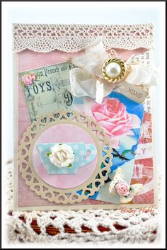 A little Shabby xoxo Using Paper Sweeties - You Make Me Smile by Tammy Hobbs @ Creating Somewhere Under The Sun A little Shabby xoxo Using Paper Sweeties - You Make Me Smile