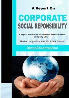 Concept of Corporate Social Responsibility is not new to india Corporate Social Responsibility, Civil Society, Assessment, No Response, Perspective, Foundation, Concept, Indian, Engagement
