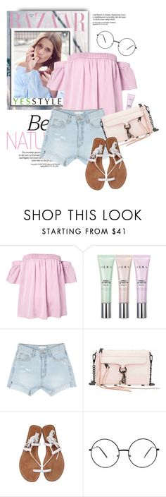 """YESSTYLE.com"" by monmondefou ❤ liked on Polyvore featuring Milly, Hera, Chlo.D.Manon, Rebecca Minkoff, Summer and yesstyle"