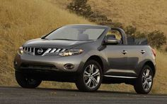 2012 murano convertible. My next car. (I hope)