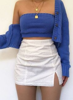 Mix and match 💙 Swipe right to see me,my son Wolfie, and - Daily Outfits Cute Casual Outfits, Retro Outfits, Stylish Outfits, Vintage Outfits, Casual Dresses, Short Dresses, Teen Dresses, Simple Dresses, Elegant Dresses