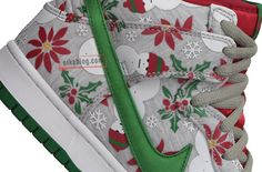 Nike SB Dunk High UGLY CHRISTMAS SWEATER Release Date