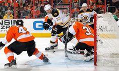 Bruins vs Philadelphia Flyers
