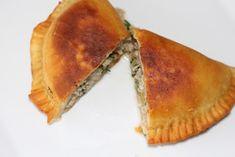 Na moim stole...: Czebureki - smażone pierogi tatarskie Pierogi, Ethnic Recipes, Food, Essen, Meals, Yemek, Eten