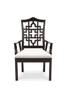 Schumacher - Casablanca chair