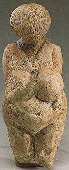 Kostienki - venus - statuette