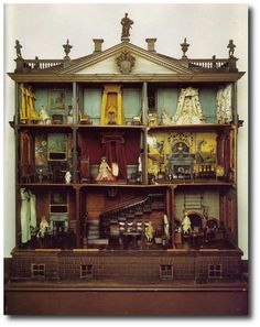 antique dollhouse   How to Restore an Old Dollhouse Doll Houses Antique – Antique Toys