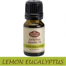 Used mostly in the fragrance industry, Lemon Eucalyptus has become popular recently for bug repellent formulations.  It has a strong citrus, camphorous aroma.  Other properties include:Antiseptic, Antiviral, Bactericidal, Sedative, Deodorant, Expectorant, Fungicidal, Insecticide.