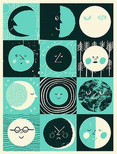 Rob Hodgson, 12 Moons
