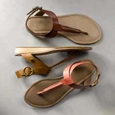 love these Fossil sandals. perfect for summer with a little wedge heel.