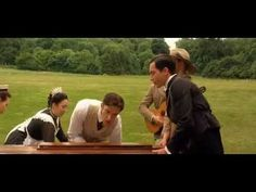 "The Importance of Being Earnest - Singing scene: ""Lady come down"""