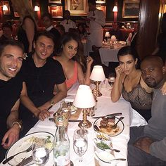 Want to Spot a Celebrity at Dinner? Here's Where You Should Make a Reservation | THE POLO BAR | New York CityKim Kardashian and Kanye West caused quite a commotion when they dined at The Polo Bar, designer Ralph Lauren's buzzed-about midtown restaurant. Lauren joined the couple, along with a few friends, for an intimate dinner on April 23. A source told PEOPLE that West ordered the steak, which must have been really good – the rapper was in such high spirits as he left the restaurant that…