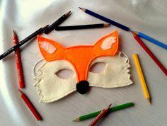 Výsledek obrázku pro maska liška