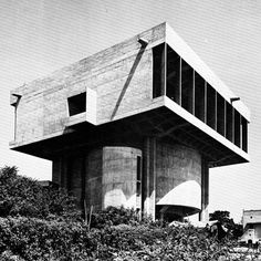 11 lesser-known Brutalism buildings by Fuck Yeah Brutalism on Dezeen