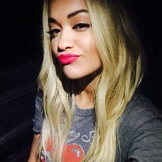 Rita ora why you ao cute? Rita Ora, Oras, Hair Makeup, Singer, Actresses, Celebrities, Lady, Cute, Beauty