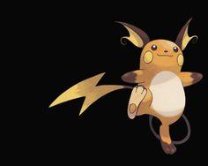 raichu next generation electric pokemon wallpaper free download