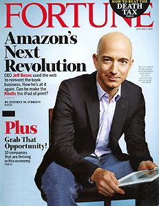 """""""If we can keep our competitors focused on us while we stay focused on the customer, ultimately we'll turn out all right.""""  ―Jeff Bezos~Founder, Chairman & CEO ,Amazon, Corp."""