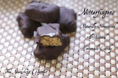 "All-Natural ""Nutterfingers"" Candy Bars"