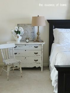 The Essence of Home: Summer Country Bedroom