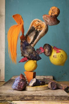 Still life's: The taste of Petrol and Porcelain | Interior design, Vintage Sets and Unique Pieces www.petrolandporcelain.com © Lorenzo Vitturi