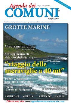 Agenda dei Comuni magazine oggi sulla piattaforma Smartfhone, Tablet Free, Android, iPad e iPhone