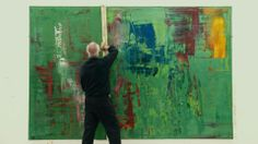 Gerhard Richter Painting trailer. gerhardrichterpainting.com