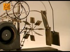 Incredible Machines by Arthur Ganson 1. Child Watching Ball 2. Machine with Wishbone 3. Small Tower of 6 Gears 4. Tinguely in Moscow 5. Machine with Housefly...