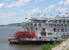 Riverboat-American Queen