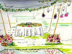dessin stephane marie pour silence a pousse jardin. Black Bedroom Furniture Sets. Home Design Ideas
