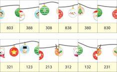 Neu eingestellt Subtraction Worksheets, Kindergarten Math Worksheets, Printable Worksheets, Printables, Halloween Puzzles, Math For Kids, Winter Activities, Learning, Montessori