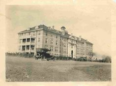 Belmont Hotel, North Little Rock, Arkansas, Camping, Mansions, History, House Styles, Building, Travel