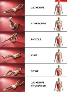 mide karin egzersizi elit Evde Spor (Başlangıçtan İleri Düzeye Resimli Mide Egzersizleri)