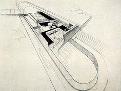 Richard Neutra. Pencil Point 18 July 1937 p423