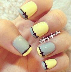 Printemps Nails - 45 Nails chaud parfait pour le printemps <3!