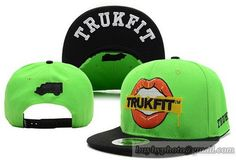 TRUKFIT Mouse Snapback Green only US$8.90,please follow me to pick up couopons.