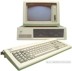 My very first computer. YES, I also had an acoustic modem just like in War Games. asshgook ussh oohhsshhhh it used to sound like before connecting.
