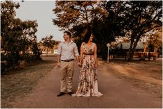 Llewelyn & Freda's flower engagement photo shoot at Rosemary Hill