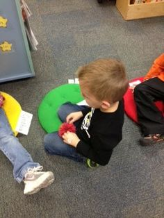 """Helping children with transitions and turning """"wait"""" time into purposeful activity.  Ignite Learning with Conscious Discipline LLC"""