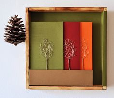 Hey, I found this really awesome Etsy listing at https://www.etsy.com/listing/205889076/handmade-paper-artwork4-layered-forest