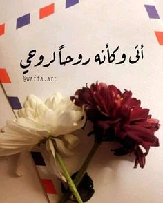 Arabic Words, Arabic Quotes, Place Cards, Life Quotes, Place Card Holders, Couples, Quotes About Life, Quote Life, Living Quotes
