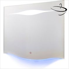 Hudson Reed Mirrors - Iona Touch Sensor Mirror 700 x 900mm