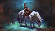 Mike Azevedo e suas fantásticas pinturas digitais — Brushwork Atelier ★ Find more at http://www.pinterest.com/competing/